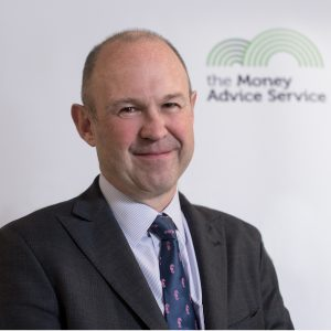 Charles Counsell is Chief Executive of the Money Advice Service